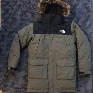 North Face Winter Coat (Boy's)